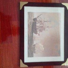 Artesanía: LOTE DE DOS MARCOS ESTILO BARCO. Lote 94796807
