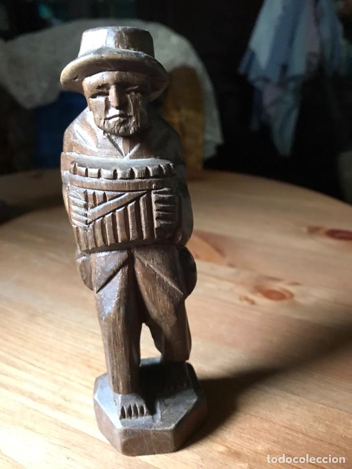 Artesanía: 3 tallas Andinas hechas a mano - Foto 7 - 96839846