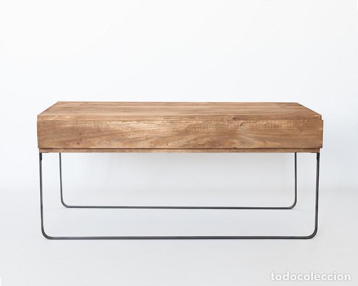 Mesa de centro estilo nordico industrial versio comprar for Mesa centro estilo nordico