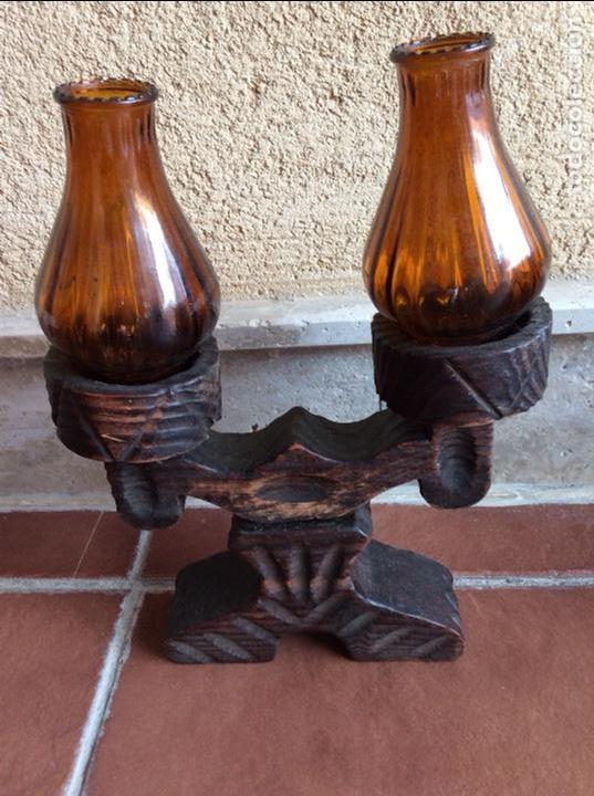Artesanía: Lampara portavelas - Foto 2 - 97524267
