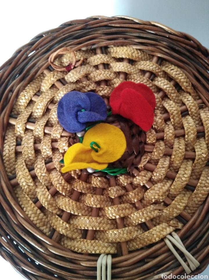 Artesanía: Antiguo costurero - Foto 3 - 99108179