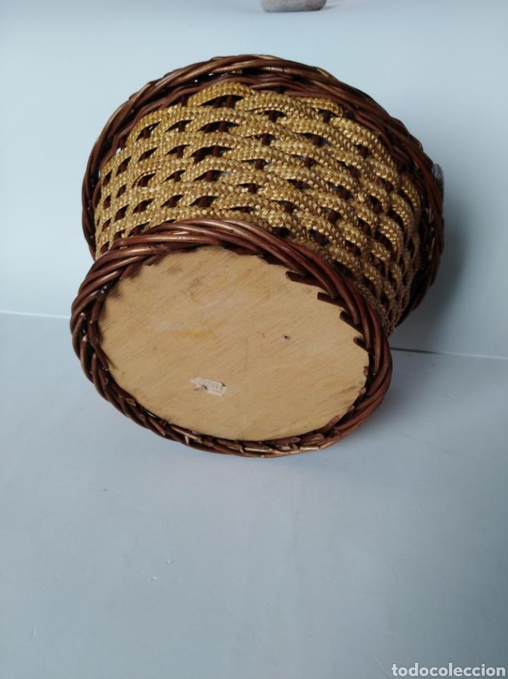 Artesanía: Antiguo costurero - Foto 4 - 99108179