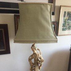 Artesanía: LAMPARA MUY ORIGINAL. Lote 103766539