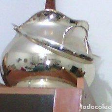 Artesanía: CHAMPANERA PLATEADA. Lote 103770747