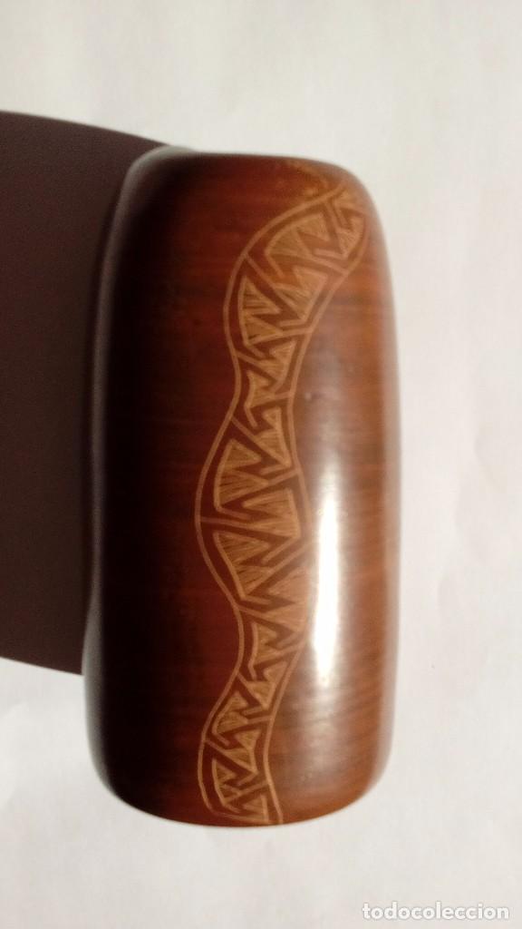 Artesanía: Jarrón cerámica con firma en base H.Bejar - Foto 2 - 104173447