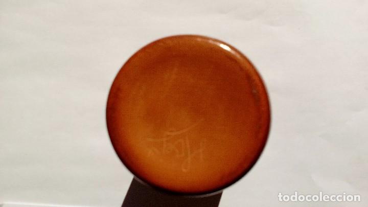 Artesanía: Jarrón cerámica con firma en base H.Bejar - Foto 4 - 104173447