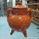 Artesanía: POTE DE BARRO DE 16 CM.. Lote 104181139
