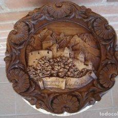 Artesanía: PLATO PARA DECORACION.LIECHTENSTEIN.. Lote 104861219