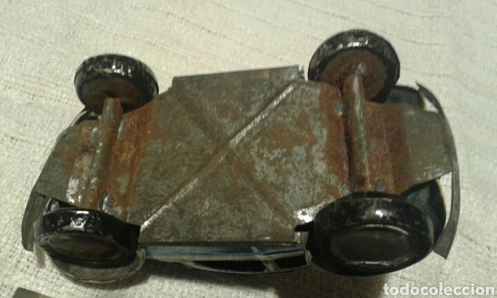 Artesanía: Curioso coche de lata artesanal - Foto 4 - 105521028