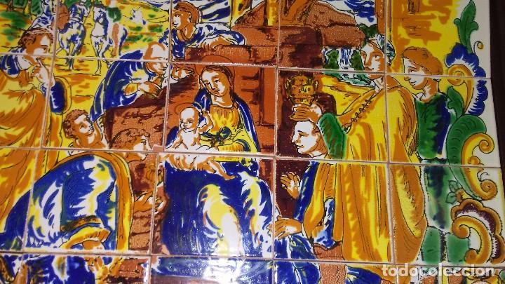 PUZZLE DE CERÁMICA ARTESANA (Artesanía - Hogar y Decoración)