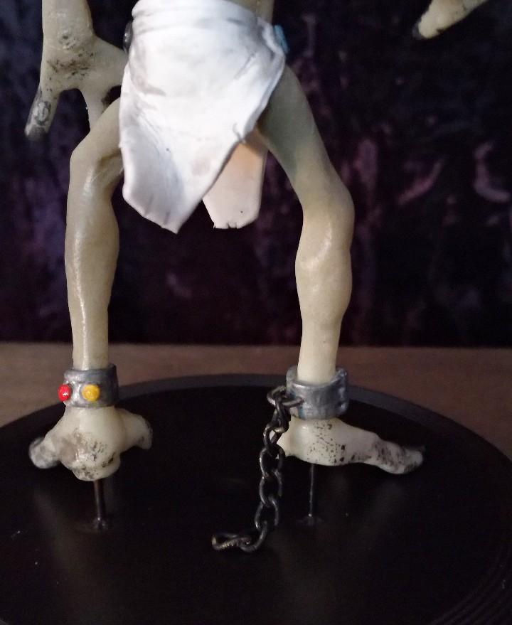 Artesanía: Alien figura estatua -INTRUX- Artesanal - Resina - Foto 8 - 103632139