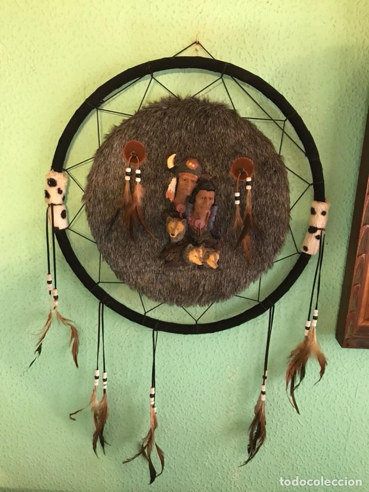 2 atrapasueños de los indios norteamericanos - Sold at Auction ...