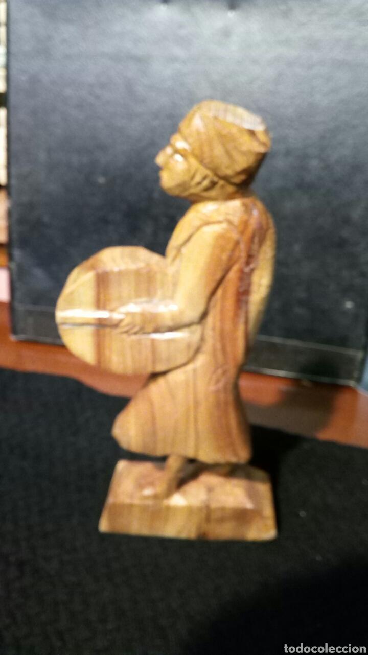 TALLA DE MADERA ARTESANAL (Artesanía - Hogar y Decoración)