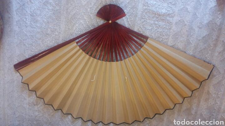 Artesanía: Abanico gigante - Foto 5 - 109274659