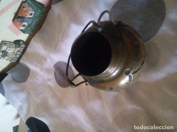 Artesanía: Caldero de bronce latón? - Foto 3 - 112703555