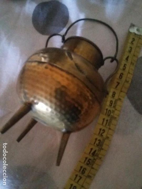 Artesanía: Caldero de bronce latón? - Foto 5 - 112703555