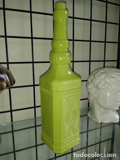 Artesanía: BOTELLA MARUJA de 30 cm en polvo de alabastro - Foto 2 - 113082187