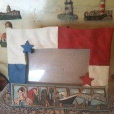 Artesanía: MARCO RECUERDO DE PANAMÁ. Lote 114218135