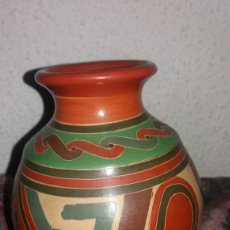 Artesanía: ANTIGUA VASIJA RECUERDO DE NICARAGUA. Lote 115614771
