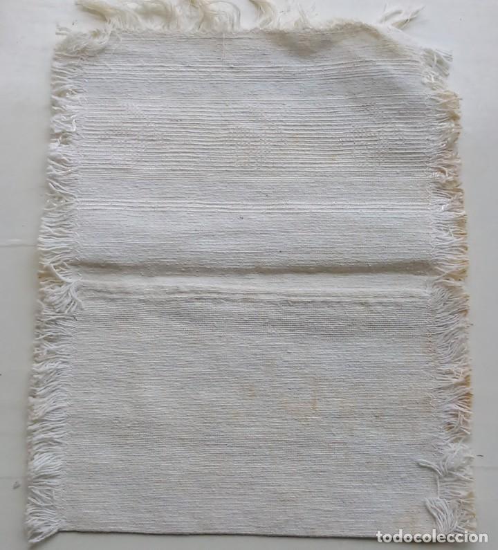 Artesanía: Bolsa en lino - Foto 2 - 116492747