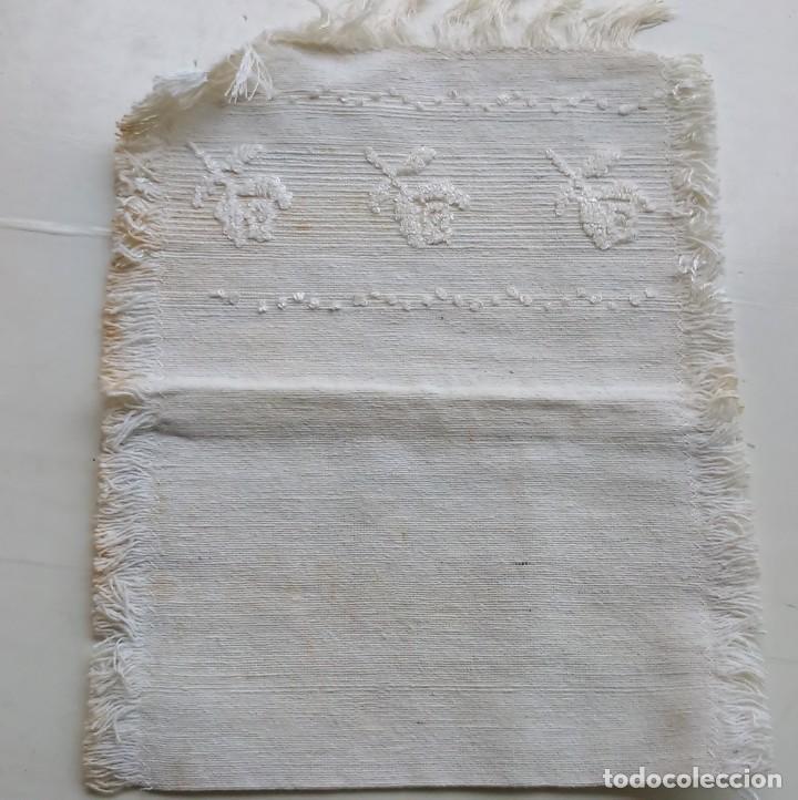 Artesanía: Bolsa en lino - Foto 3 - 116492747
