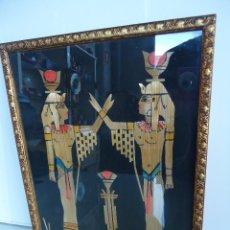 Artesanía: CUADRO DE EGIPTO. Lote 118810051