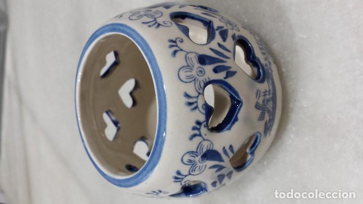 Artesanía: Velero de ceramica de Delf Holanda. - Foto 2 - 120100731