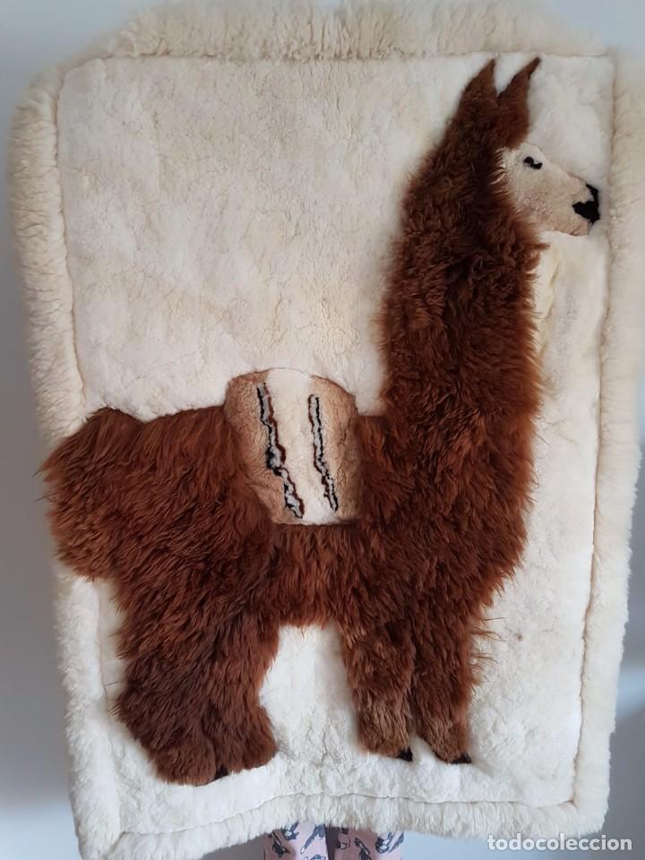 Artesanía: Cuadro decoración Alpaca - Artesanía Ecuador - Importación - Foto 2 - 122241923