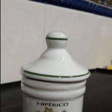 Artesanía: BOTE CERAMICA PARA HIPERICO.. Lote 122832643
