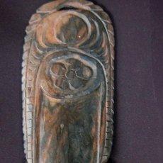 Artesanía: MASCARA DE PARED DEL LAGO EDEL. PAPUA NUEVA GUINEA. Lote 124534443