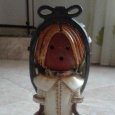 Artesanía: FIGURA DE BARRO DE LA FIRMA ELISA. Lote 126909071