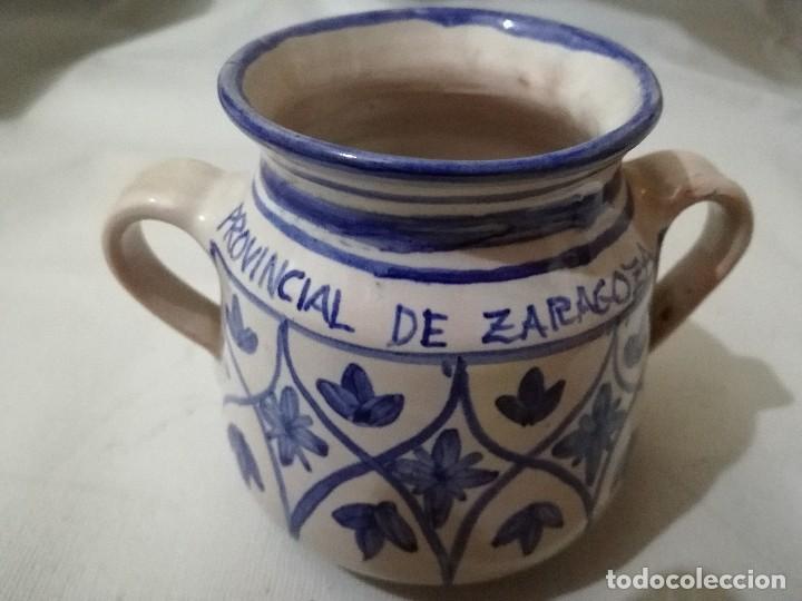 Artesanía: JARRITA CERAMICA DE MUEL 8,5 X 13 CM APROXIMADO - Foto 2 - 127977063