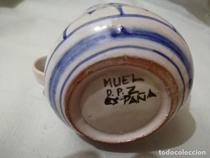 Artesanía: JARRITA CERAMICA DE MUEL 8,5 X 13 CM APROXIMADO - Foto 3 - 127977063