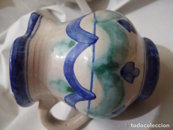 Artesanía: JARRITA CERAMICA DE MUEL 10X9 CM APROXIMADO - Foto 3 - 127977123