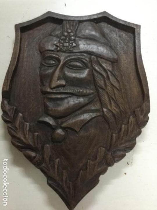 TALLA MADERA (Artesanía - Hogar y Decoración)