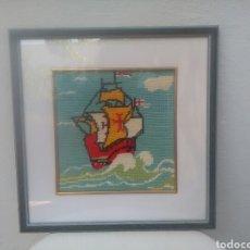 Kunsthandwerk - Cuadro punto cruz - 131614441