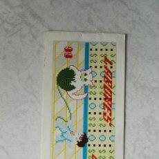 Artesanía: LABORES EDICIONES POPULAR JAM DIBUJOS 1968. Lote 132355965
