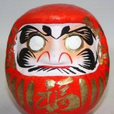 Artesanía: BONITA CABEZA JAPONESA DE PAPEL-MACHÉ.. Lote 133695598