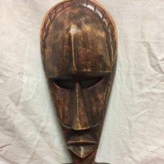 Artesanía: MÁSCARA AFRICANA. Lote 134759195