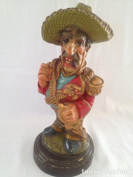 FIGURA DE MEXICANO (Artesanía - Hogar y Decoración)