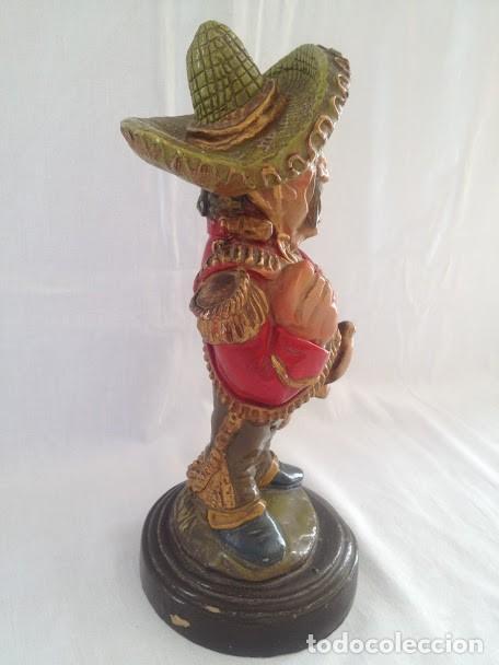 Artesanía: figura de mexicano - Foto 3 - 135274646