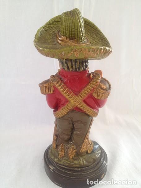 Artesanía: figura de mexicano - Foto 4 - 135274646