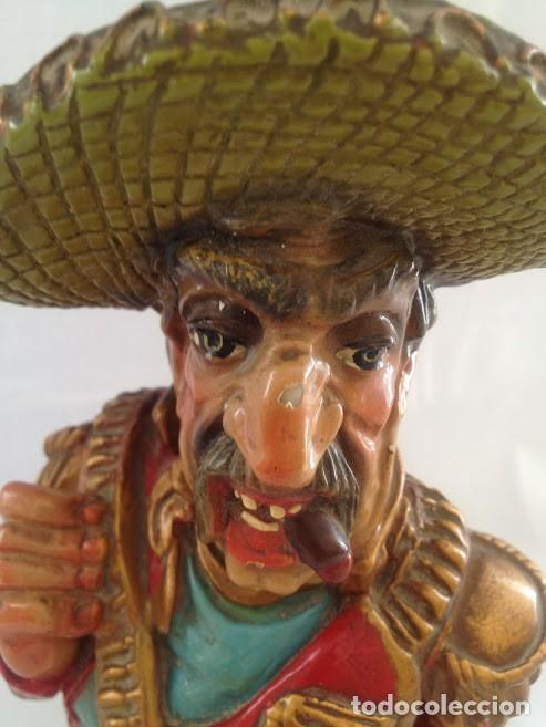 Artesanía: figura de mexicano - Foto 5 - 135274646
