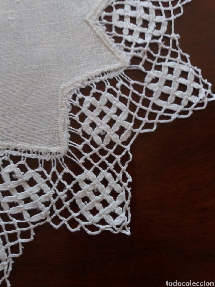 Artesanía: Lote 3 tapetes redondos - Foto 7 - 136818049