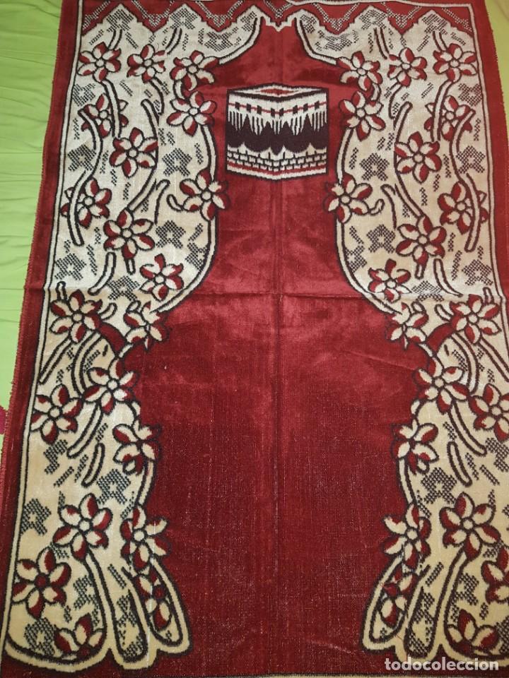 Artesanía: Preciosa alfombra árabe para oración,procede de turkia. - Foto 2 - 138996290