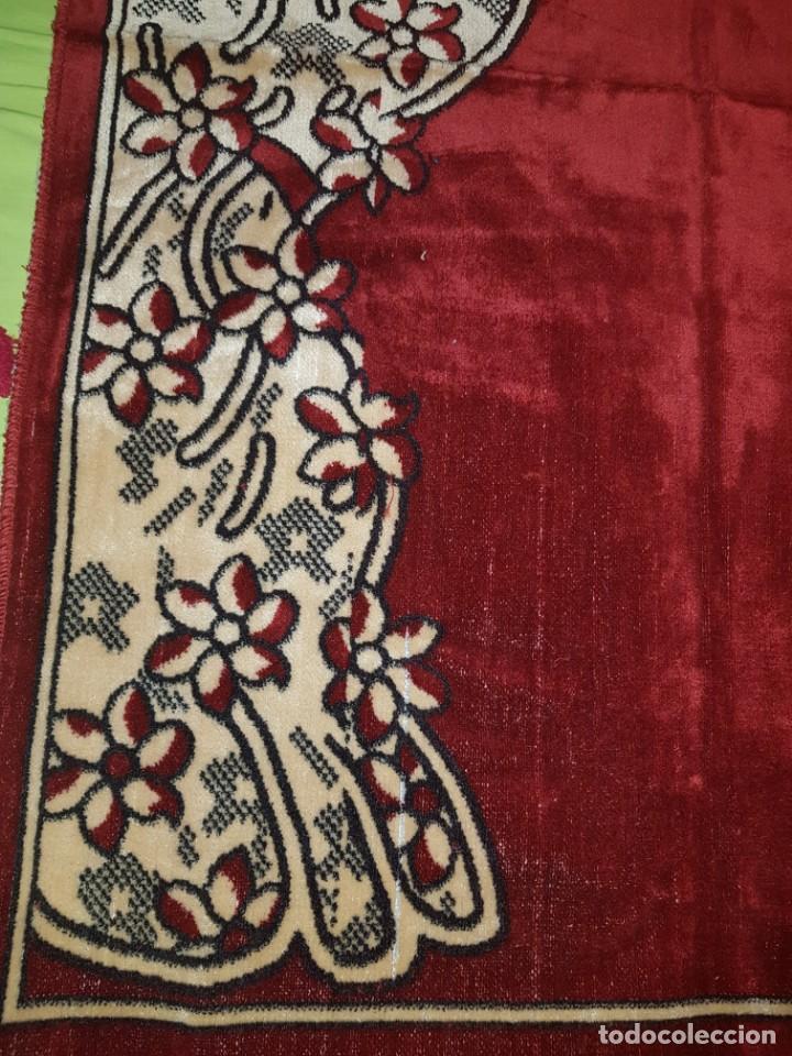 Artesanía: Preciosa alfombra árabe para oración,procede de turkia. - Foto 4 - 138996290
