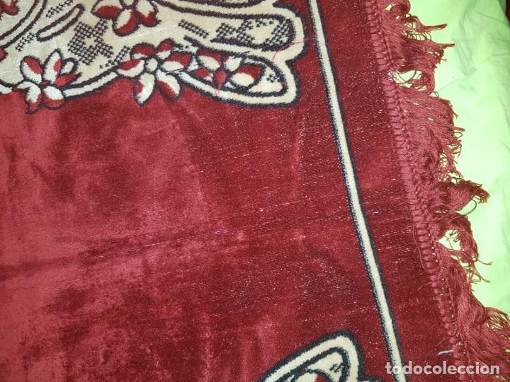 Artesanía: Preciosa alfombra árabe para oración,procede de turkia. - Foto 5 - 138996290