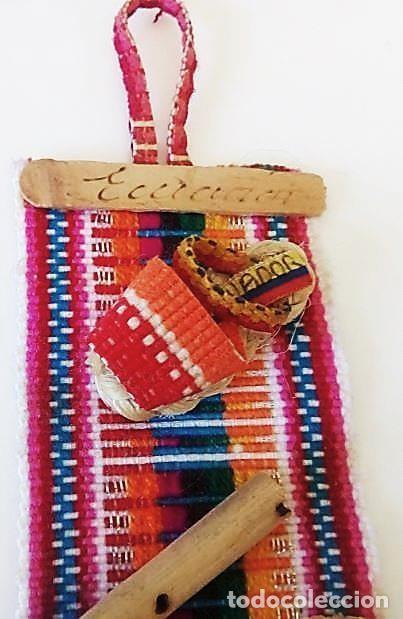 Artesanía: Detalle traído de Ecuador - Foto 3 - 139126438