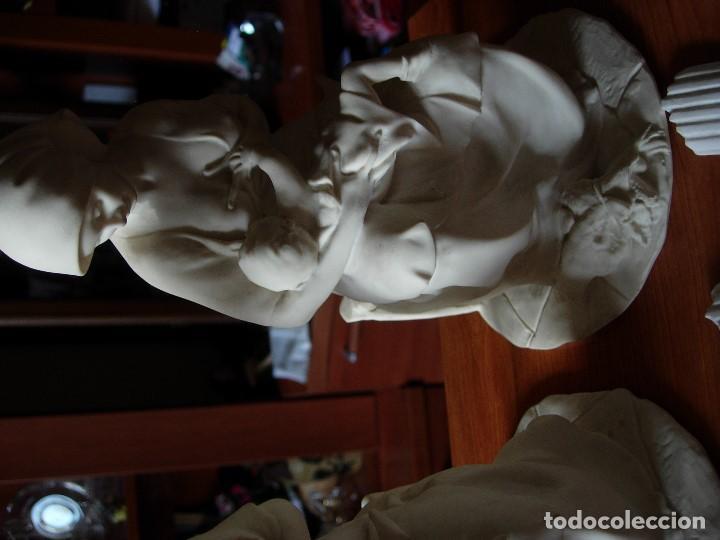 Artesanía: FIGURAS DE YESO ( LOTE FIGURAS) / PESEBRE - Foto 5 - 142301394