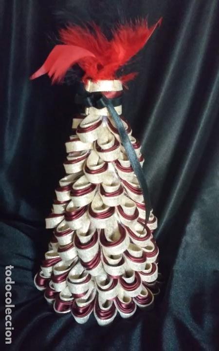 Artesanía: Elegante adorno o árbol de Navidad, artesanal - Foto 3 - 143157358